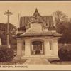 Corner Wat Bencha, Bangkok.