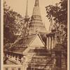 Corner of Wat Poh, Bangkok.