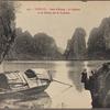 Tonkin.  Baie d'Along -- Le Sphinx et la Grotte de la Surprise.