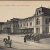 Tonkin.  Hanoi.  Gare, façade extérieure.