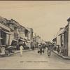 Honoi.  Rue des Radeaux.