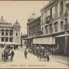 Tonkin -- Hanoi -- Théâtre, Rue Paul-Bert.