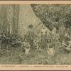 Cochinchine -- Bienhoa -- Délégation de Chua-Chan.  Campement Poo.
