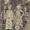 Saigon.  Acteurs Annamites.