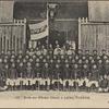 École des officiers Chinois à Long-Tcheou.