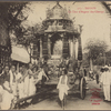 Saigon.  Le Char d'Argent des Chettys