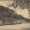 Saigon.  Casernes de L'Infanterie Coloniale.