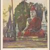 A figure of Buddha, Burma.