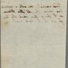 Autograph note unsigned to Teresa Guiccioli, [circa February-mid-July 1820]