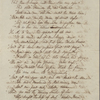 "Poem (fragment; transcript), ""Francesca of Rimini"""