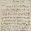 Autograph letter signed to English, English & Becks, 10 March 1820