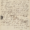 Autograph letter signed to Douglas Kinnaird, 8 April 1820