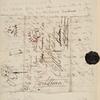 Autograph letter signed to Douglas Kinnaird, 8 April 1820