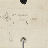 Autograph note, third person, to Edmund English, 21 April 1820