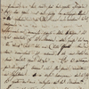 Letter (draft) to Michele Leoni, [circa 8-10 May 1820]; with autograph letter signed by Guiccioli to Byron