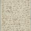 Autograph letter signed to Richard Belgrave Hoppner, 20 July 1820