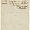 Autograph letter signed to Lackington & Co., 26 September 1815