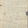 Autograph letter signed to William Whitton, 18 January 1820