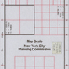 Map Scale New York City Planning Commission