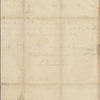 Autograph letter signed to John Williams, 21 March 1813
