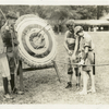 Boy Scout anniversary week, February 8 through 14, 1929.