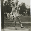 Platt Adams, jumper, javelin thrower.