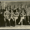 Trinity College baseball nine, 1885, Trinity College, Hartford, Conn.