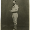 Capt. J.D. McBride, pitcher, 1874.