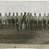 Base ball team, 1858.