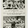Olean baseball team, New York and Pennsylvania league; Baltimore baseball club, 1894 pennant winners.