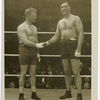 Frank Moran and Jess Willard.