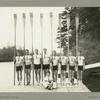 Groton School crew, 1928.
