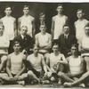 Cornell crew at Poughkeepsie, 1897.