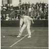 A. F. Wilding, lawn tennis championship at Wimbledon.