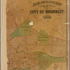 Fire Department map of the city of Brooklyn, 1870
