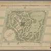 Design for Laying out the Grounds Known as Fort Green or Washington Park, in the City of Brooklyn.