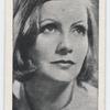 Greta Garbo. M-G-M.