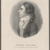 Robert Southey, from a drawing by Hancock (1796) in the possession of Mr. Cottle