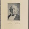 Herbert Spencer. Born April 27, 1830. Died December 8, 1903.