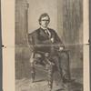 Hon. Thaddeus Stevens. (From a photograph by Brady.)