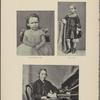 Robert Louis Stevenson. Age 20 months. 1852.  Age 6. 1857.  Age 14. 1865.