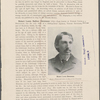 Robert Louis Stevenson. From a photograph taken in 1879 at San Francisco.