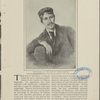 """Stevenson at the age of twenty-seven. Reproduced by special permission from Grahm Balfour's """"Life of Stevenson."""""""