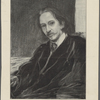 Robert Louis Stevenson. From the painting by Richmond.