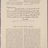 "Stevenson's inscription in ""Cummy's"" early copy of ""An island voyage."""
