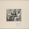 [Robert Louis Stevenson and King Kalakua of the Kingdom of Hawaii and one other person seated at a table.]