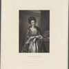 Mrs. Walter Stewart. Deborah McClenaghan. From an original picture by C.W. Peale in possession of Philip Church Esq. Angelica New York.