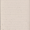 """Manuscript (copy), """"Notes and Observations to the 'Shelley Memorials,'"""" after October 1859"""