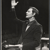 Louis Jourdan in the stage production 13 rue de l'amour