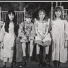 Unidentified child actors in the stage production Annie Get Your Gun